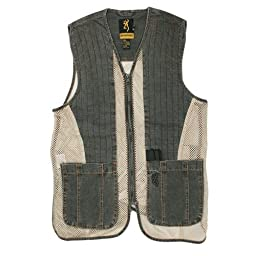 Browning 3050297902 Rhett Mesh Vest, Medium