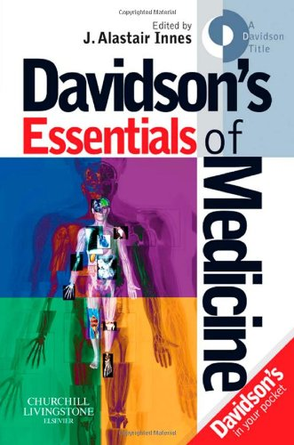 Davidson'S Essentials Of Medicine, 1E