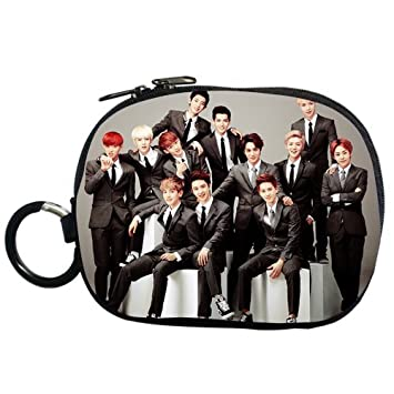 Amazon.com: Generic Personalized Kpop EXO Cool Handsome Group Show ...