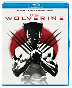 The Wolverine (Blu-ray + DVD + Digital HD with UltraViolet) from 20th Century Fox