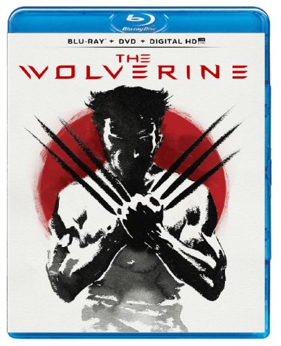 51aRpo3OofL The Wolverine (Blu ray + DVD + Digital HD with UltraViolet)