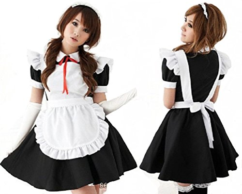 Sexy Women Lovely Cosplay Costumes Dress Outfit SXC014