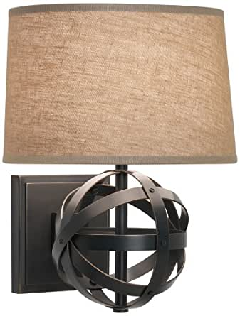 Lucy Wall Sconce in Deep Patina Bronze