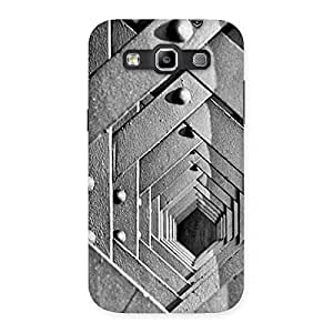 Gorgeous Block Cage Back Case Cover for Galaxy Grand Quattro