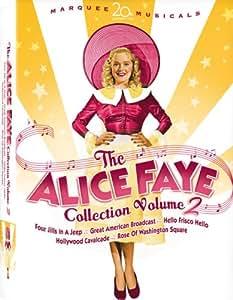 Alice Faye Vol 2 Coll Sac