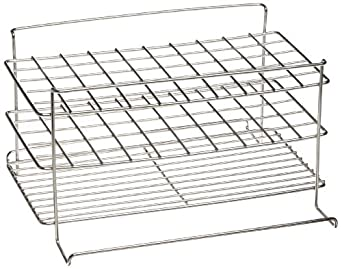 Thermo Scientific ELED 3161601 Stainless Steel Precision Water Bath Test Tube Sample Rack, For All Precision Water Baths