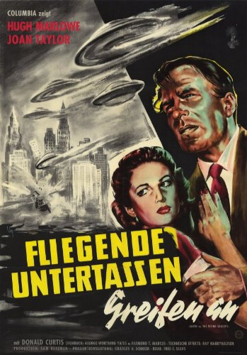earth-vs-the-flying-saucers-plakat-movie-poster-11-x-17-inches-28cm-x-44cm-1956-german