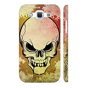 Samsung Galaxy Win I8552 SKULLY SCARE designer mobile hard shell case by Enthopia