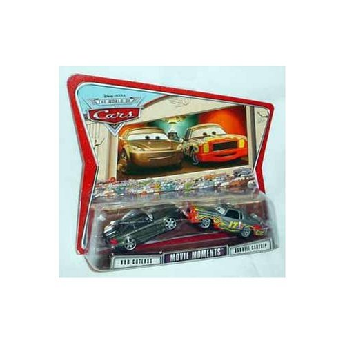 Buy Low Price Mattel Cars Movie Moments Bob Cutlass & Darrel Cartrip Figure (B0013KZG1E)