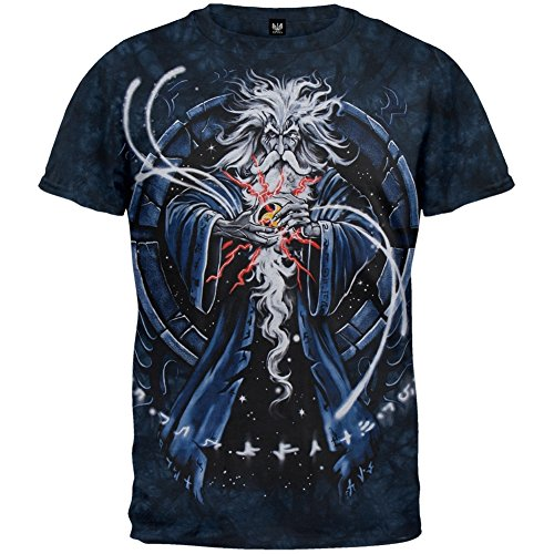 Mens Wizard Orb T-shirt