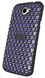 HTC Honeycomb Hard Shell Case for the HTC One X Plus - Black / Blue