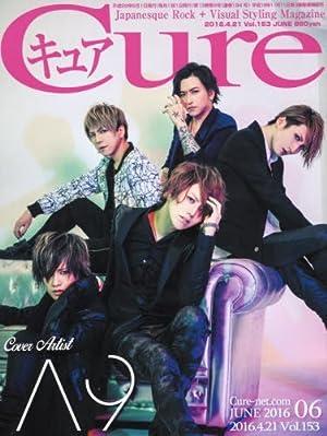 Cure(���奢) 2016ǯ 06 ��� [����](�߸ˤ��ꡣ)