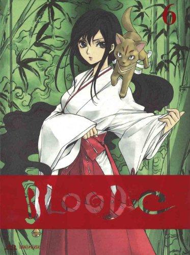 BLOOD-C 6【完全生産限定版】 [DVD]