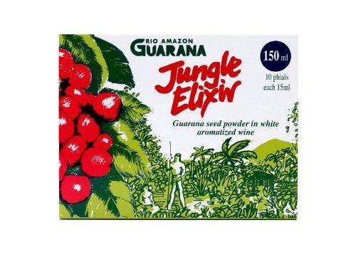 Rio Amazon Guarana Jungle Elixir 10 x single phial pack