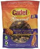 Dog Treat Flavor: Sweet Potato & Duck, Quantity: 28-oz