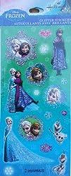 Disney Frozen Glitter Stickers Party…