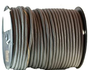 Coleman Cable 20105 SVT Vacuum Repair Cable, Gray, 18/2, 250-Feet