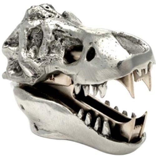 Jac Zagoory T-Rex Skull - Fossil Fuel by JAC ZAGOORY