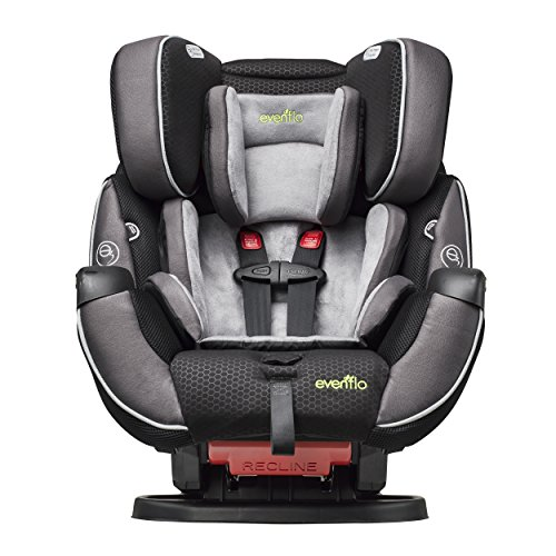 evenflo symphony dlx all in one convertible car seat paramount baby safety shop. Black Bedroom Furniture Sets. Home Design Ideas