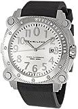 Hamilton Men's H78555353 Hamilton Below Zero Silver Dial Watch