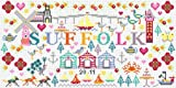 SUFFOLK SAMPLER Cross Stitch Kit