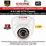 Core CHD-IRDL-W4-0973-A3 Dome CCTV Camera