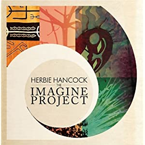 Herbie Hancock: The Imagine Project cover