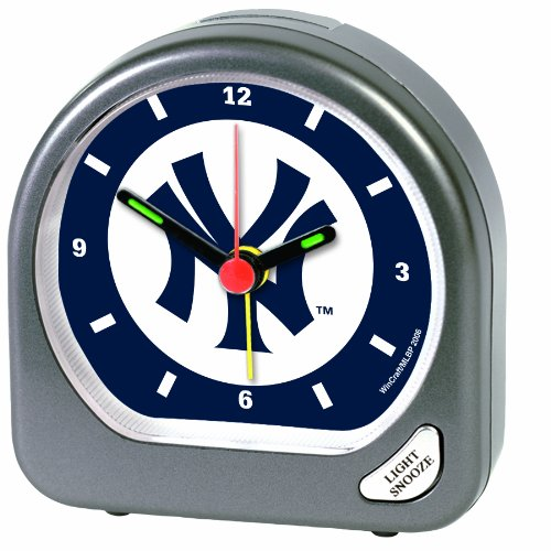 MLB New York Yankees Alarm Clock