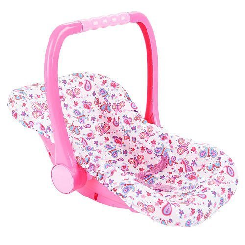 You Me Multifunctional Doll Carrier Pink/White by Toys R Us