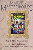 img - for Gold Variant The X-men No. 122-131 Limited to 190 Copies (Marvel Masterworks, 37) book / textbook / text book