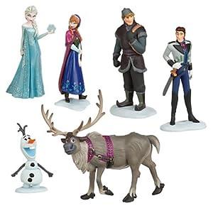 Disney Die EiskÖnigin VÖllig Unverfroren Figuren Set Frozen Play Set