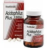 HealthAid Acidophilus Plus 4 Billion - 60 Vegicaps