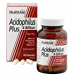 HealthAid Acidophilus Plus 4 Billion...