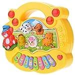 ALFAGO Animal Farm Piano Baby Puzzle...