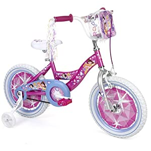 Disney Princess Bikes 16 Inch Kids Bicycle Princess