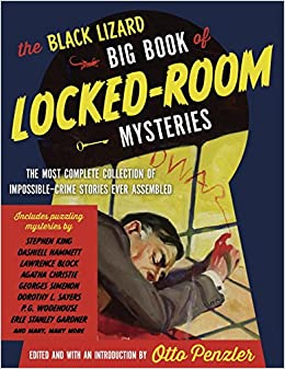 The Black Lizard Big Book Of Locked Room Mysteries