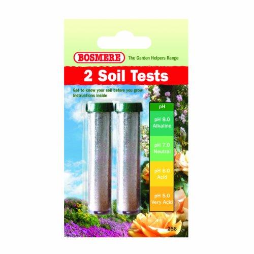 Bosmere K180 Two Test Soil Test Kit