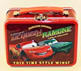 Disney Pixar Cars Tin Box with Handle