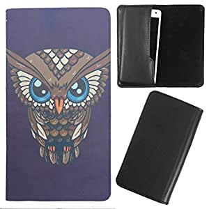 DooDa - For Videocon A47 PU Leather Designer Fashionable Fancy Case Cover Pouch With Smooth Inner Velvet