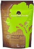 Rainforest Foods Organisches Neuseeland Weizengras-Pulver