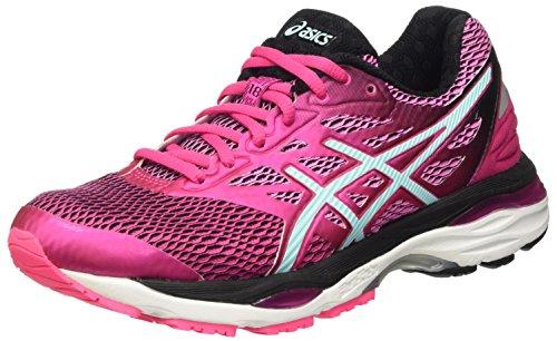 Asics Gel-Cumulus 18, Scarpe Running Donna, Rosa (Pink), 39