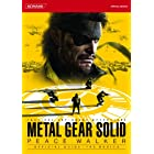 METAL GEAR SOLID PEACE WALKER OFFICIAL GUIDE:THE BASICS (KONAMI OFFICIAL BOOKS)