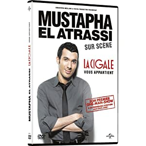 [MULTI] Mustapha El Atrassi sur scène - La Cigale vous appartient [DVDRiP]