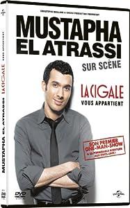 Mustapha El Atrassi sur scène - La Cigale vous appartient