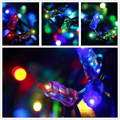 Glyby fairy led waterproof starry string lights for Fish string lights