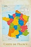 GB Eye Ltd, France, Map, Maxi Poster...