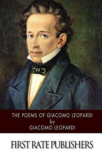 The Poems of Giacomo Leopardi