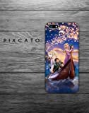 Disney Tangled - Iphone 4/4S Case - 2D Iphone Case - Hard Plastic Case