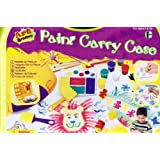 PlayGo 7675 Malkoffer mit Farbe und Pinsel 23 teilig
