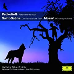"Prokofiev: Peter and the wolf, Op.67 - Narration in German - Die Ente: ""Und tats�chlich! Kaum war Peter fort, da kam aus..."""